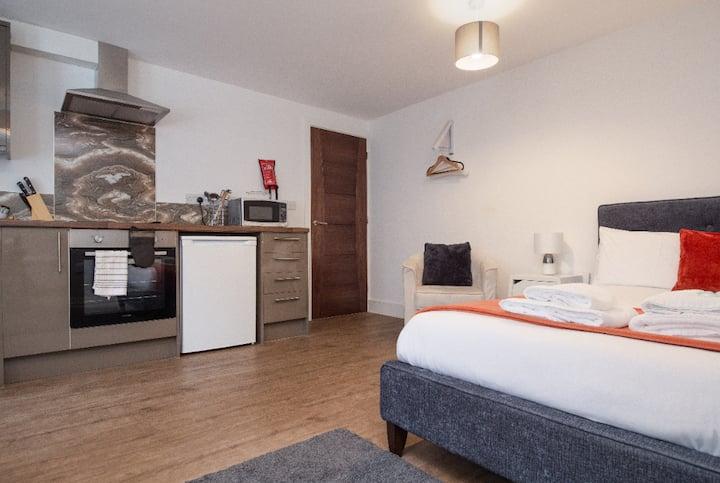 SAV Apart Leicester - Luxury Studio Regent Road