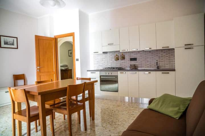 Apartment with 2 bedrooms in Lamezia Terme, with WiFi