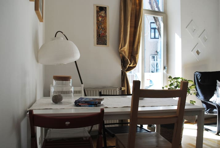 Comfortable Altbau in the heart of Vienna