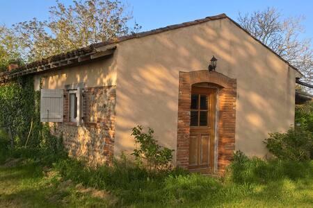 Charmante maison nichée dans un parc d'un hectare