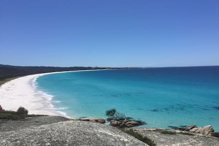Umi Beach House - Bay of Fires Tas - Casa