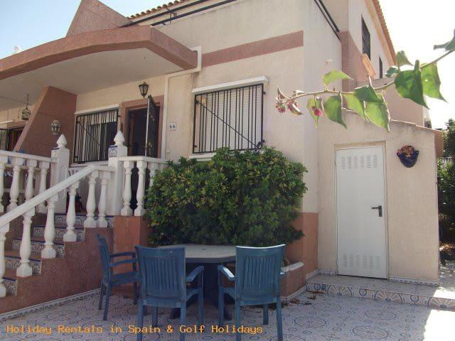 Cabo Roig 3Bed Quad House (Z1)