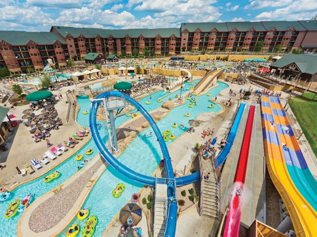 Wyndham Glacier Canyon, Three Bedroom Deluxe - Wisconsin Dells - Apartamento