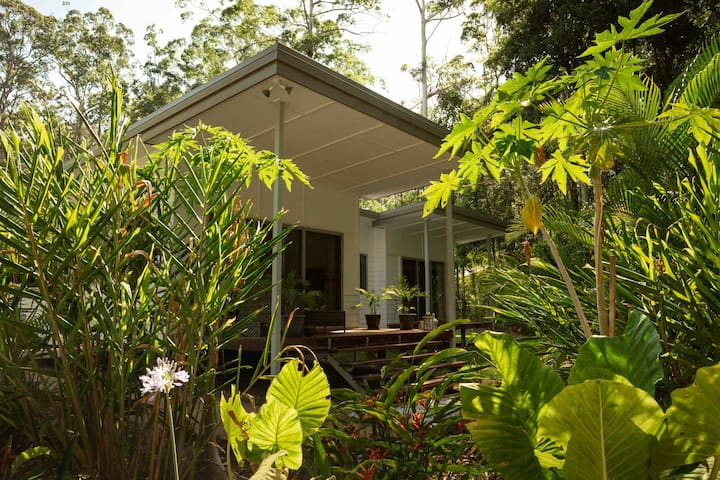 Noosa Hinterland Rainforest Villa  🌴🌴FEB SPECIAL🌴🌴