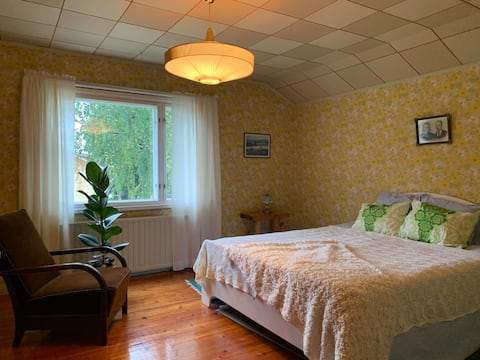 Private room 1 in the heart of Lieksa