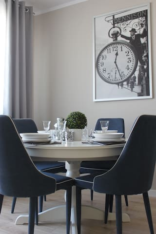 M&R PLANTY LUXURY - Warsaw - Apartment