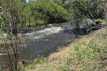 River area