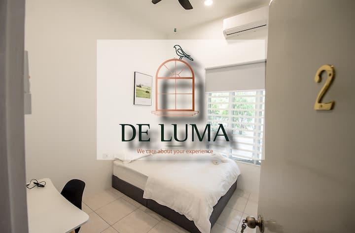 DE Luma -CO-Living Space (2ND Room)