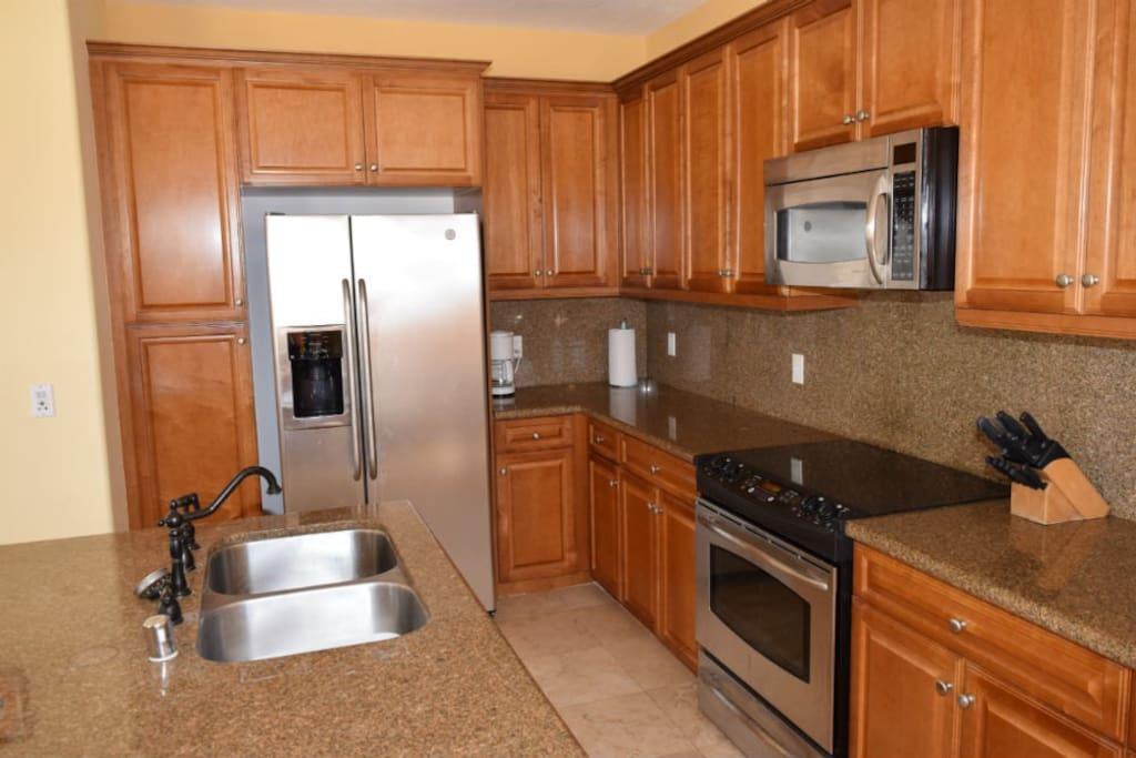 El Dorado Ranch San Felipe Holiday Rental - kitchen