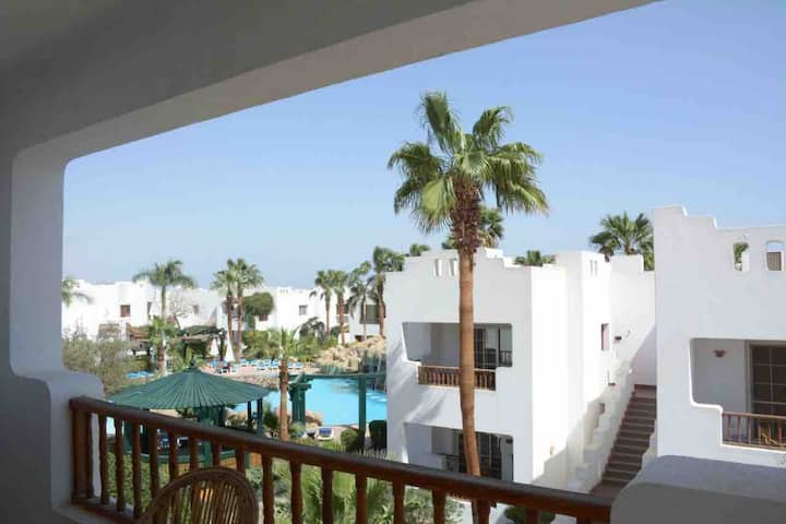 Beautiful Apartments in Delta sharm -WiFi-Relaxing