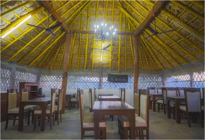 Room Jungle Retreat Hostel, romantic wildlife, RJP