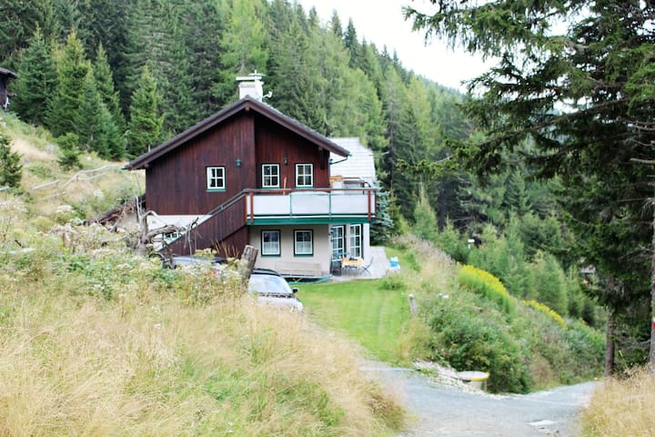 Apartment at 1650 metres in the ski resort of Gerlitzen near Villach
