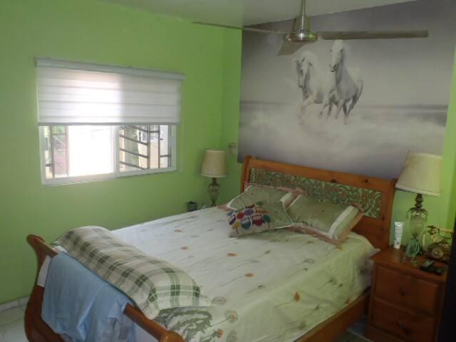 Guadalajara el Centro quiet,safe bedroom & bano