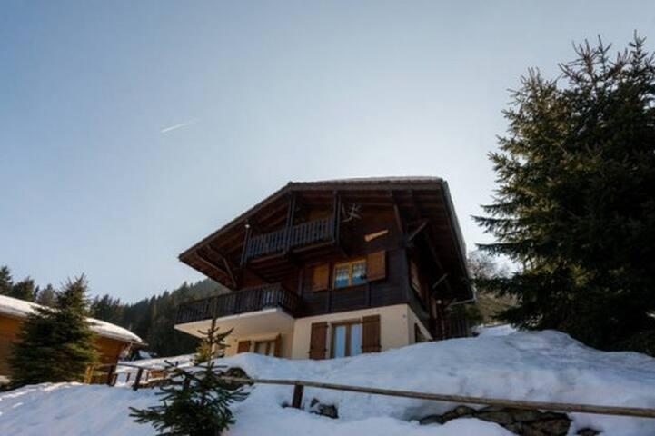 Pratique et sympa logement tout au bord des pistes - Saint-Gervais-les-Bains - Apartemen