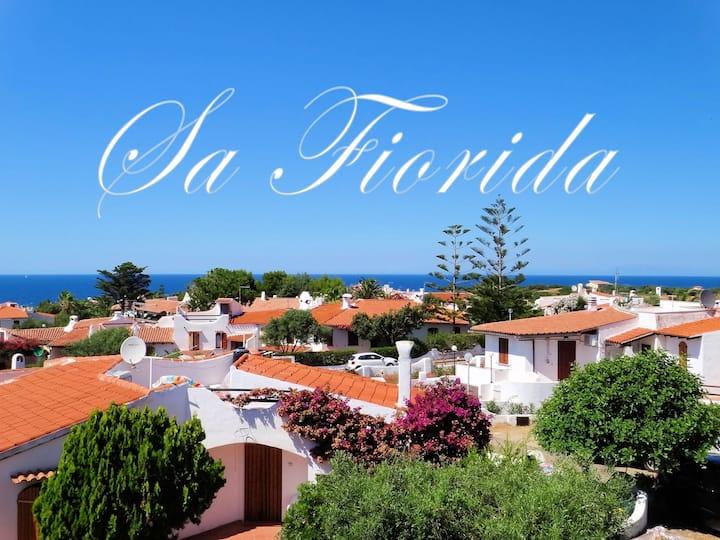 Casa Vacanza al mare in Sardegna-Sa Fiorida/Alice2