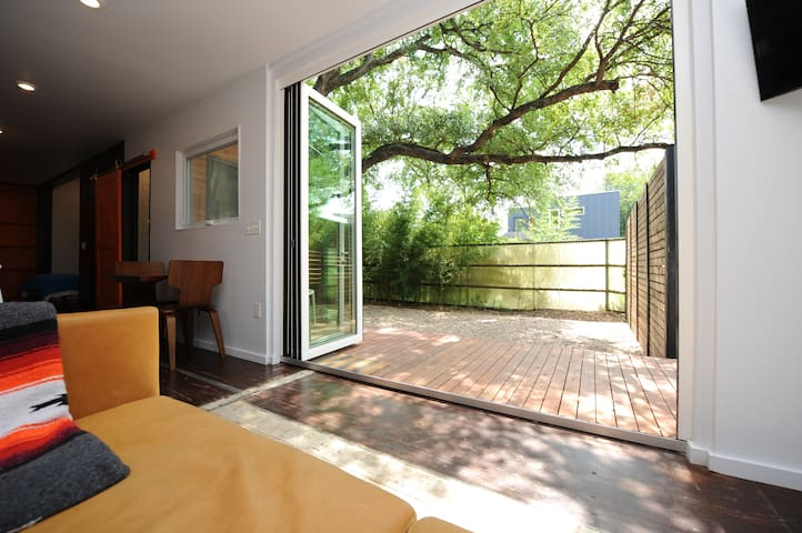 Panoramic Doors from LR