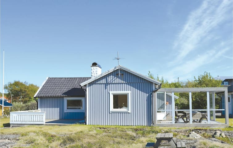 Holiday cottage with 2 bedrooms on 75m² in Åsa
