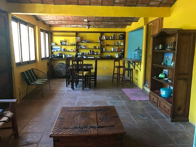 Beach Beauty Bungalow - Sayulita - Appartement