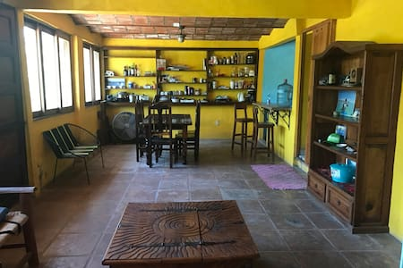 Beach Beauty Bungalow - Sayulita - Wohnung