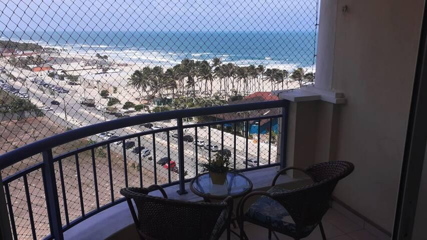 Beira Mar Praia do Futuro p/ até 5 pessoas