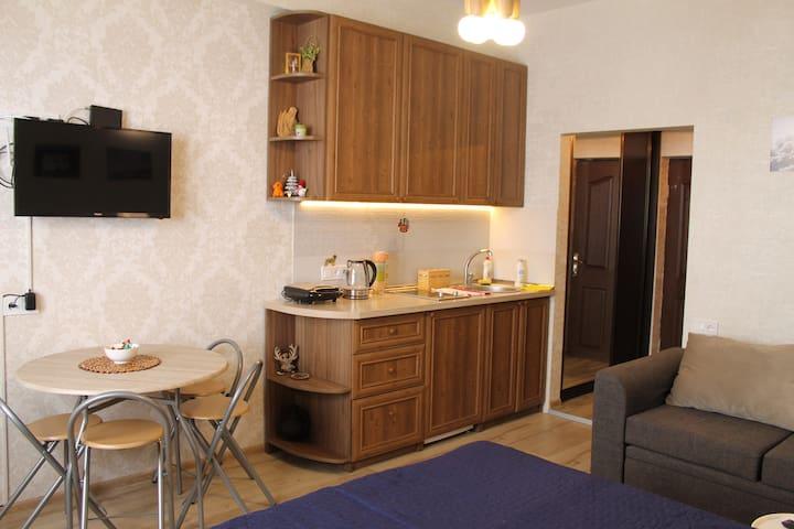 Ilo's Sunny Apartment
