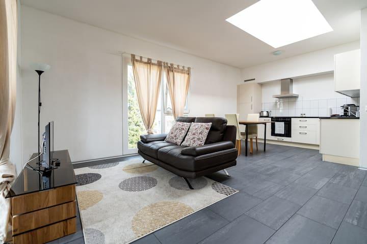 Deluxe appartement avec service hôtelier