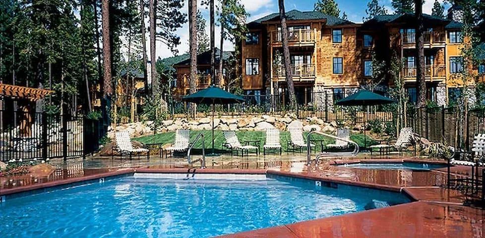 2 bedroom Hyatt condo in North Lake Tahoe