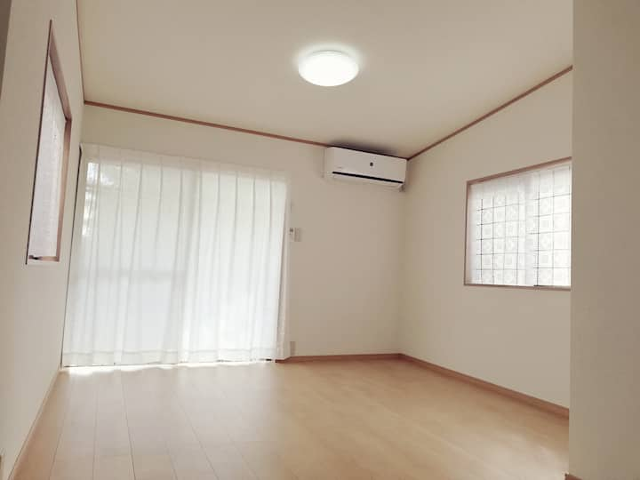 【Room C】Nara house, near from Kujo station