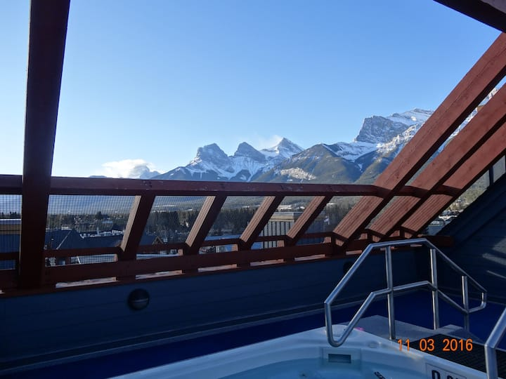 Your home away from home in Canmore