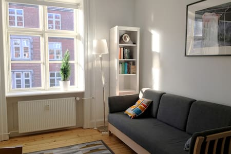 Probably the best room for city centre sightseeing - Copenhaga - Apartamento