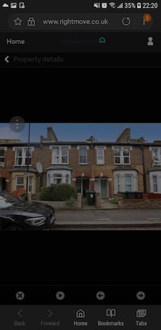 Nice and cosy flat with garden in a Victorian Hous