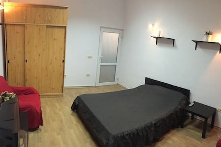 Central studio - 3 minutes to the beach and center - Constanța - Apartment