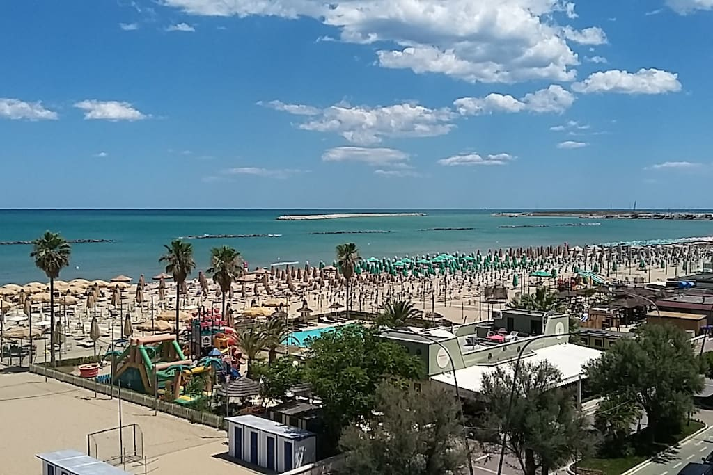 La casa sul mare - Appartamenti in affitto a Pescara ...