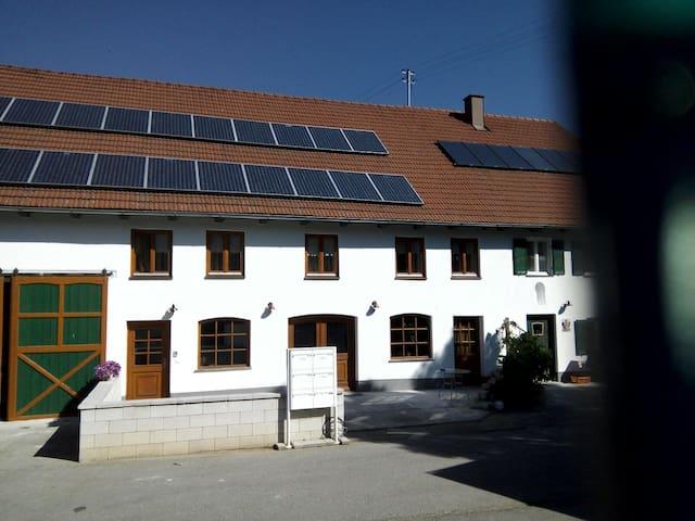 (4) Ferienwohnung Klein Andermichlhof Geltendorf