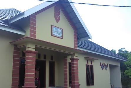 Rumah di Kuala Kapuas dekat Citimall - House
