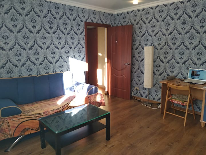 Svetlogorsk 2 , Kaliningrad, 2 rooms apartment