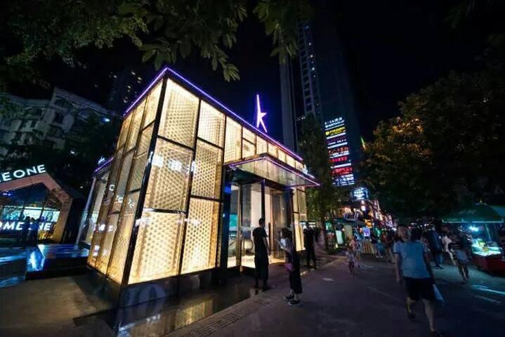 『新房特惠』Quiet space to access 观音桥九街 nightlife - 江北区 - อพาร์ทเมนท์