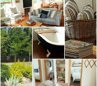 The Country Cottage - Swellendam