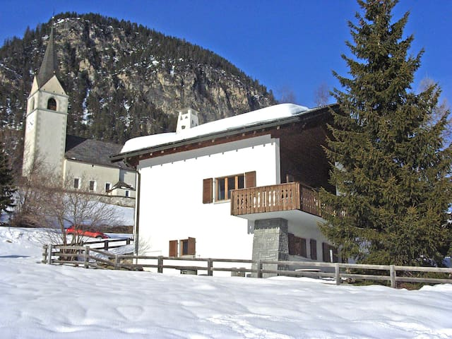 Holiday house Albula in Davos - Schmitten