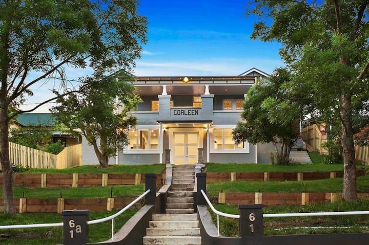 The Gorleen of Katoomba