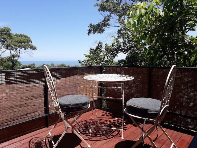 Ocean view studio great location in Manuel Antonio