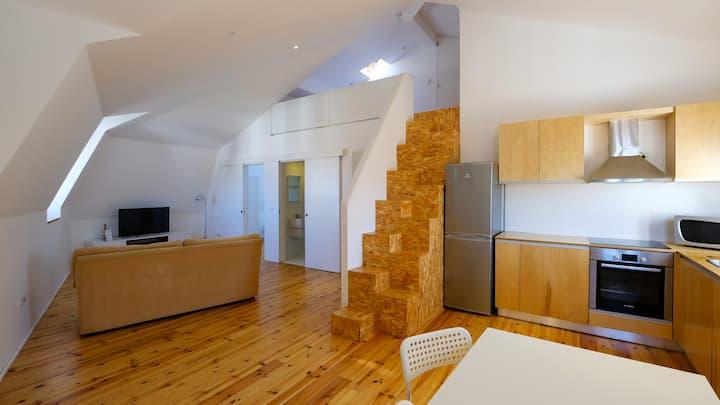 Loft Guest House Jardim das Mães - L - Viseu