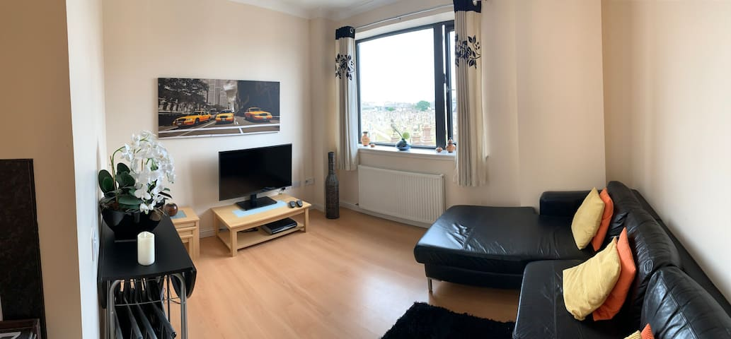 Two bed apartment in the historic town, Peterhead