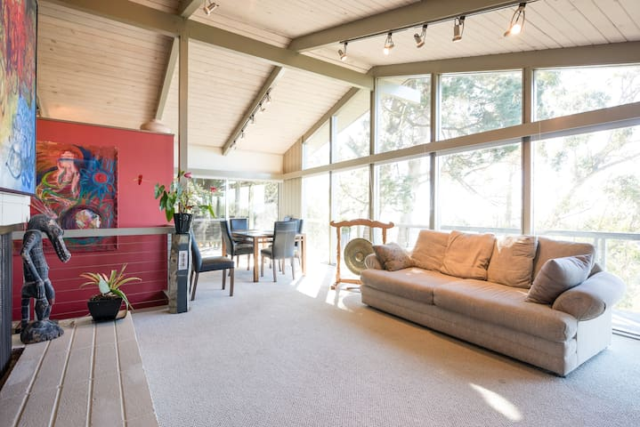 View home in the Oakland hills - Oakland - Rumah