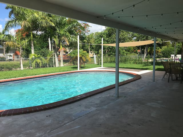 Cozy private room in Miami!