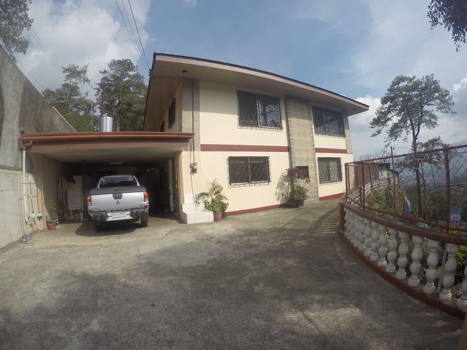 Main Gate- House View