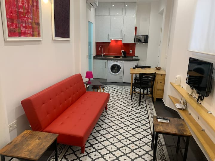 City Center. Cosy apartment at the heart of Málaga