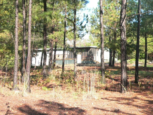 Remote, quiet and private get-a-way - Mount Gilead - Maison
