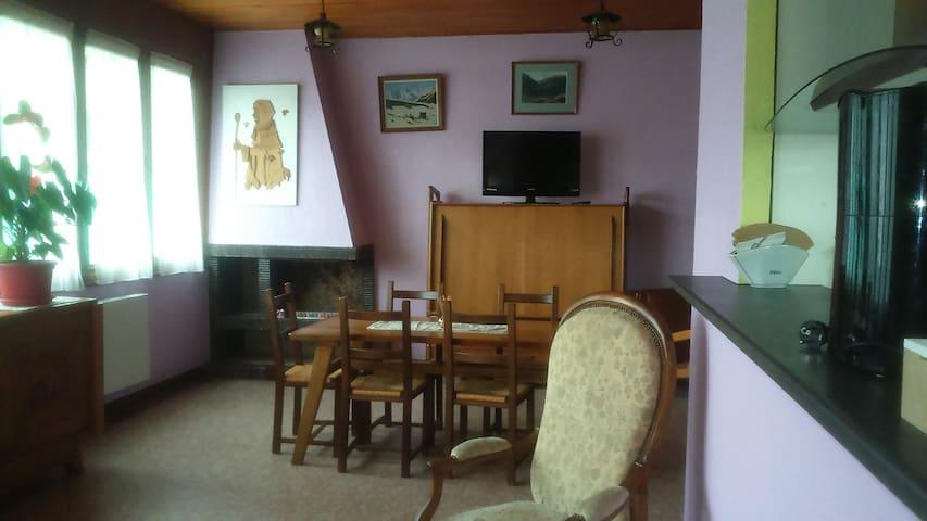 Maison clermont ferrand (4 personnes)