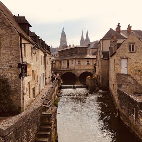 Les Incontournables de Bayeux !